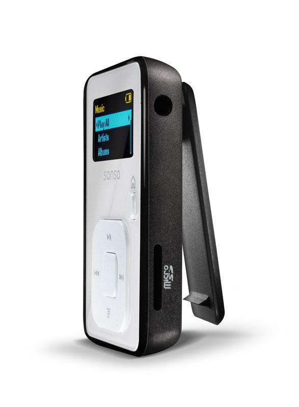 Amazon.com: SanDisk Sansa Clip+ 4 GB MP3 Player (White)(Discontinued