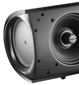Definitive Technology ProCenter 1000 Compact Center Speaker Single