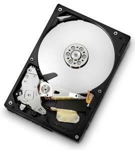 The HGST Deskstar 7K1000.C Hard Drive