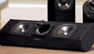 The Klipsch Os3 CC speaker