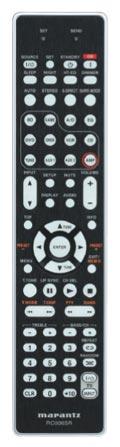 Marantz NR1501 remote