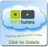 mp3 tunes cloud locker