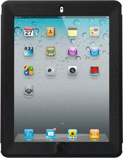 otterbox defender ipad new front sm OtterBox Defender Series Case with Screen Protector and Stand for the New iPad