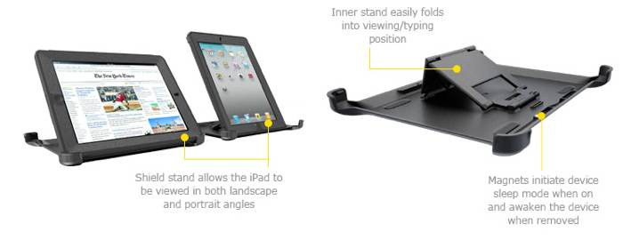 otterbox defender ipad new function lg OtterBox Defender Series Case with Screen Protector and Stand for the New iPad