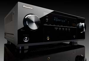 The Pioneer VSX-521-K Receiver