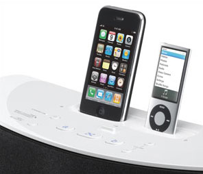 The XW-NAC3-K is Works with iPhone certified