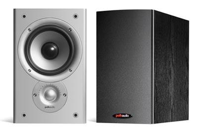 Polk Audio Monitor 30 in black