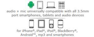 V-Moda V-80 Compatibility