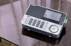 The Sangean ATS-909X Portable Radio