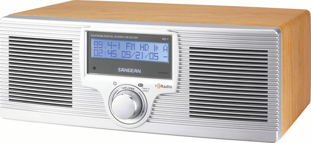 Featuring a large LCD display to easily find new radio stations. View ...