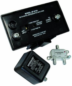 Winegard ANWI8700 Winegard AP Signal Amplifier (Discontinued by Manufacturer)