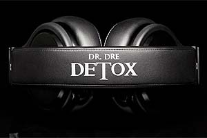 Monster Cable Beats Pro Special Edition Dr. Dre Detox Headphones