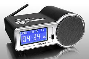 aluratek internet radio alarm clock manual aluratek clock radio airmm01f user guide aluratek. Black Bedroom Furniture Sets. Home Design Ideas