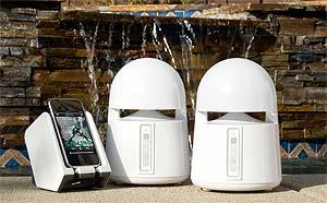 Grace Digital Mini-Bullet II Speakers