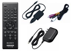 Sony DVP-FX950 accessories