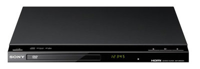 Sony DVP-SR500H upscaling DVD player