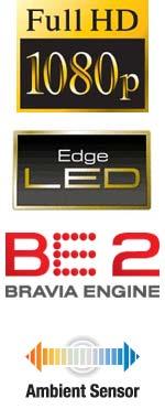 BRAVIA EX710 Series HDTV