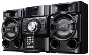 The Sony MHC-EC69i