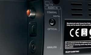 Audio Inputs
