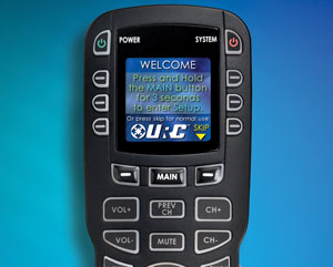 The URC My Favorite Remote