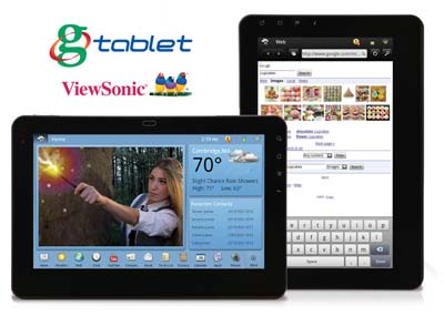 viewsonic gtablet hero duo logo sm ViewSonic gTablet with 10 Multi Touch LCD Screen, Android OS 2.2