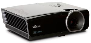The Vivitek H1081 DLP Projector