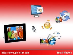 Pix-Star PXT408WR01
