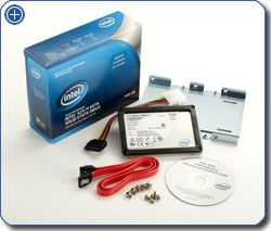 Intel SSD Drive