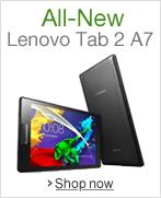 All-New Lenovo A7 Tablet