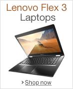 New Lenovo Flex 3 Laptops