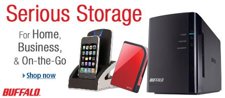 Buffalo Technology Storage Solutions