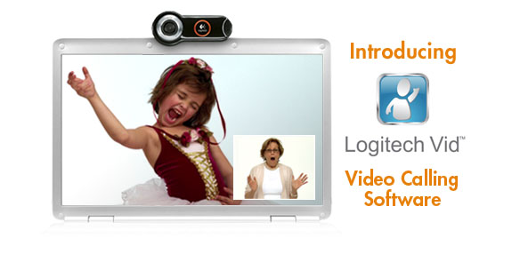 Free Video Calling Software from Logitech