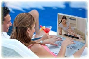 Connect via Skype for Mac