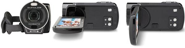 Camileo X416 camcorder