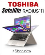 Toshiba Satellite Radius 11