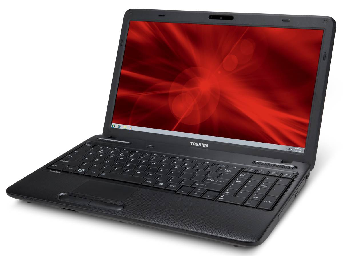 Toshiba Satellite C655D S5540 156 Inch Laptop Black
