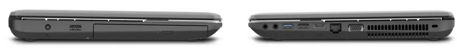 c855 silver ports hdmi usb 3