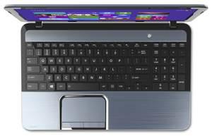 S855 keyboard