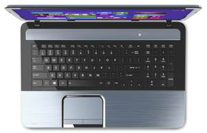 toshiba 12q4 S875 keyboard sm Toshiba L855 S5372 15.6 Laptop with 3rd Generation Intel Core i7 3630QM