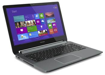 toshiba satellite u945 s4380 140 inch ultrabook ice blue with fusion lattice promo offer