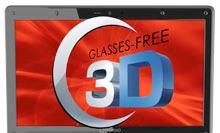 glasses free 3d