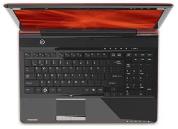 Qosmio F755 keyboard