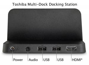 toshiba thrive acc multidock sm tablet pcs