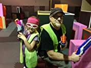 One-Hour Dart Tag Pass for Two at Dartside