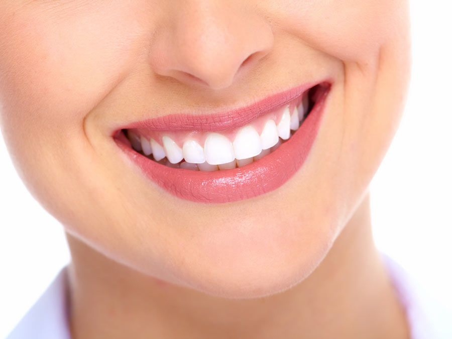 Teeth Whitening or Dental Exam and Cleaning