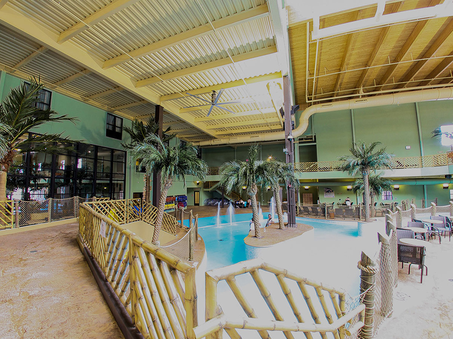 Admission to Maui Sands Resort & Indoor Waterpark