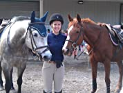 Horseback Riding Lesson at Spruce Meadow Farm
