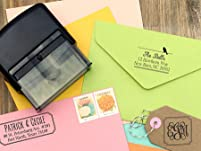 Personalized Self-Inking Stamp with Free Shipping