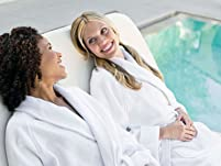 Spa Day for 2: Body Wraps, Jacuzzi Session & More