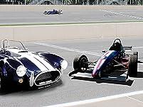 Formula Car Ride-Along or Driving Experience